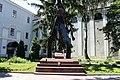 Луцьк, Замкова площа (1) Пам'ятник жертвам розстрілу в'язнів Луцької тюрми.jpg