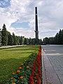 Луцьк - Меморіальний комплекс Вічної Слави P1080126.JPG