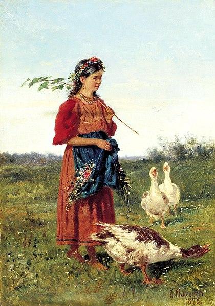File:Маковский Девочка-с-гусями-1875.jpg