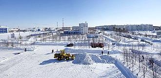 Yamalo-Nenets Autonomous Okrug - Muravlenko