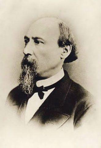Nikolay Nekrasov - Nekrasov in 1870