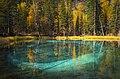 Осенняя бирюза на Гейзерном озере.jpg