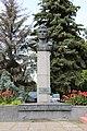 Пам'ятник герою Радянського Союзу І. В. Бевзу, Вінниця.JPG