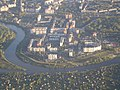 Панорама города Кургана с самолета 2005 год 07.JPG