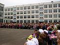 Первое сентября в школе № 6.JPG
