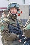 Президент України Петро Порошенко привітав молодих офіцерів з випуском 783 (16325682223).jpg