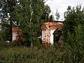 Руины в селе Трёхречье.JPG