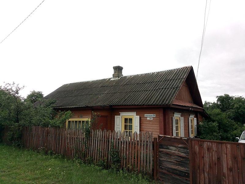 File:Талька. Дом які да ІІ-й Сусветнай вайны належыў яўрэям.jpg