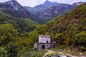 Եկեղեցի - տապանատուն Սբ. Աստվածածին (old version)