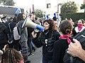 הפגנת מחאה מול הווילון השחור בבכניסה לבית ראש הממשלה בבלפור שבת אחר הצהריים 26 בדצמבר 2020 (11).jpg