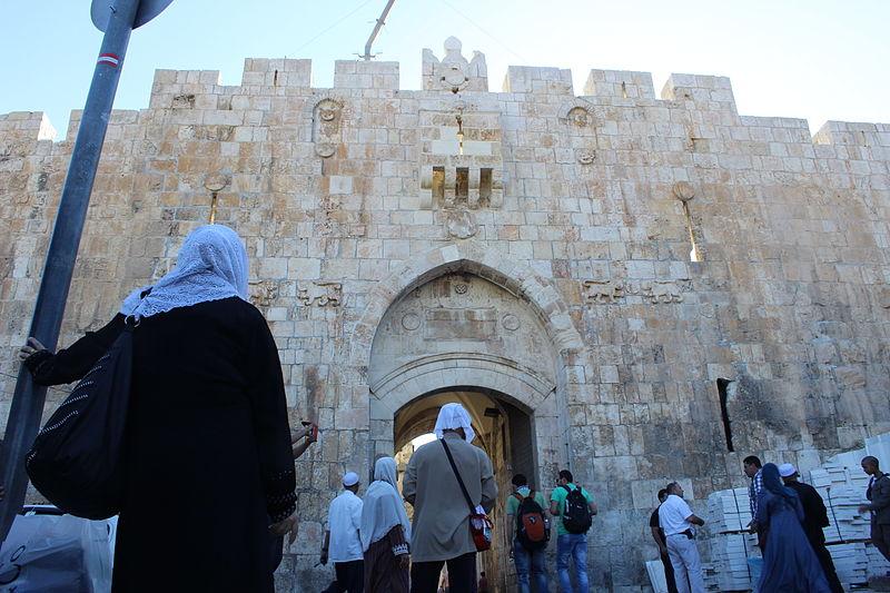 שער האריות בירושלים