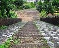 原日金刀比羅社階梯 Stairway of Former Kotohira Shrine - panoramio.jpg