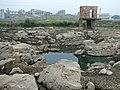 干枯的水库与废弃的抽水站 - panoramio.jpg