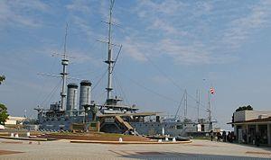 Mikasa Park - Battleship Mikasa