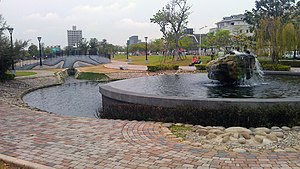 Beitun District - Taichung New Capital Ecological Park