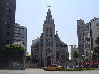 Christianity in Taiwan