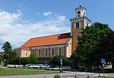 Fil:001Mönsterås kyrka .Exteriör.jpg