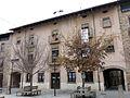 031 Ca l'Arola, a la plaça Gran (Santpedor).JPG