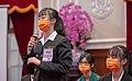 05.04 總統接見「2021 GiCS第一屆尋找資安女婕思獲獎隊伍」 (51157036098).jpg