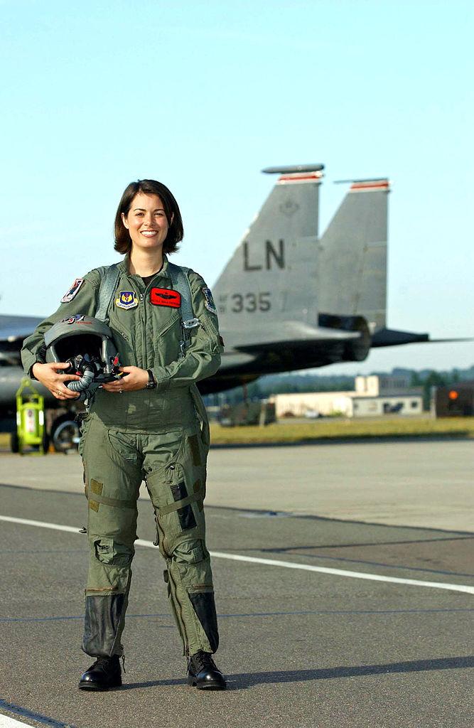 File 050623 F 9032t 014 Capt Nicole Malachowski Female
