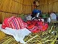 057 Reed Houses Lake Titicaca Peru 3110 (14995612147).jpg