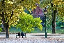 Parc des Buttes-Chaumont – Wikipedia