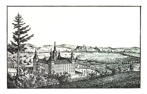 078 Graz Eggenberg - Schloss - ltih. Clarmann - J.F.Kaiser Lithografirte Ansichten der Steiermark 1830
