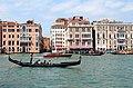 0 Venise,Gondoles et motoscafi - Canal Grande.JPG