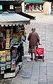 0 Venise, cliente de l'aubette de la Calle Larga Widmann (3).JPG