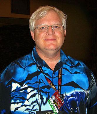 Bob Ingersoll - Ingersoll at the 2011 New York Comic Con.