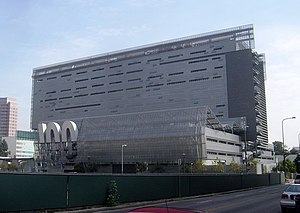 Thom Mayne - Caltrans District 7 Headquarters, Los Angeles (2004)