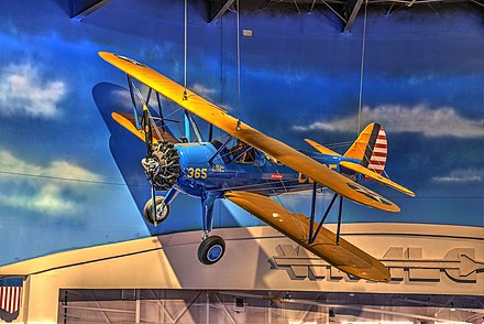 Boeing-Stearman Model 75 - Wikiwand