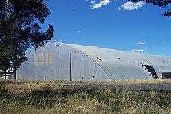7fbbcb852 1701 - Dubbo RAAF Stores Depot (former) - Igloo building (5054834b2).