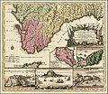 1730 map of Andalusia and Gibraltar by Matthaus Seutter.jpg