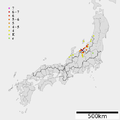 1751 Takada earthquake intensity.png
