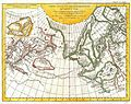 1772 Vaugondy and Diderot Map of the Pacific Northwest and the Northwest Passage - Geographicus - DeFonteAutres-vaugondy-1772.jpg