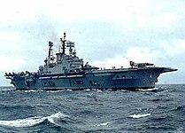 17 HMS Ark Royal North Atlantic July 76.jpg