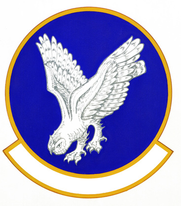 17th Fighter Squadron emblem