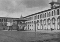 1898 great mosque Damascus BiblicalWorld v12 no2.png