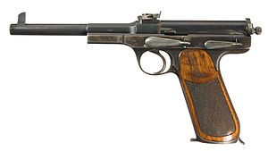 Schwarzlose Model 1898 - Image: 1898schwarzlose