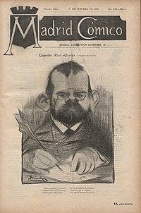 1899-10-28, Madrid Cómico, Leopoldo Alas «Clarín», Sancha.jpg