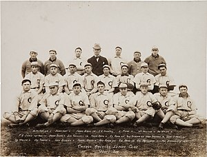 1906 Chicago White Sox season - Image: 1906 Chicago White Sox