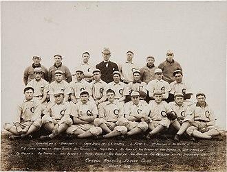 1906 Chicago White Sox season - Image: 1906 Chicago White Sox