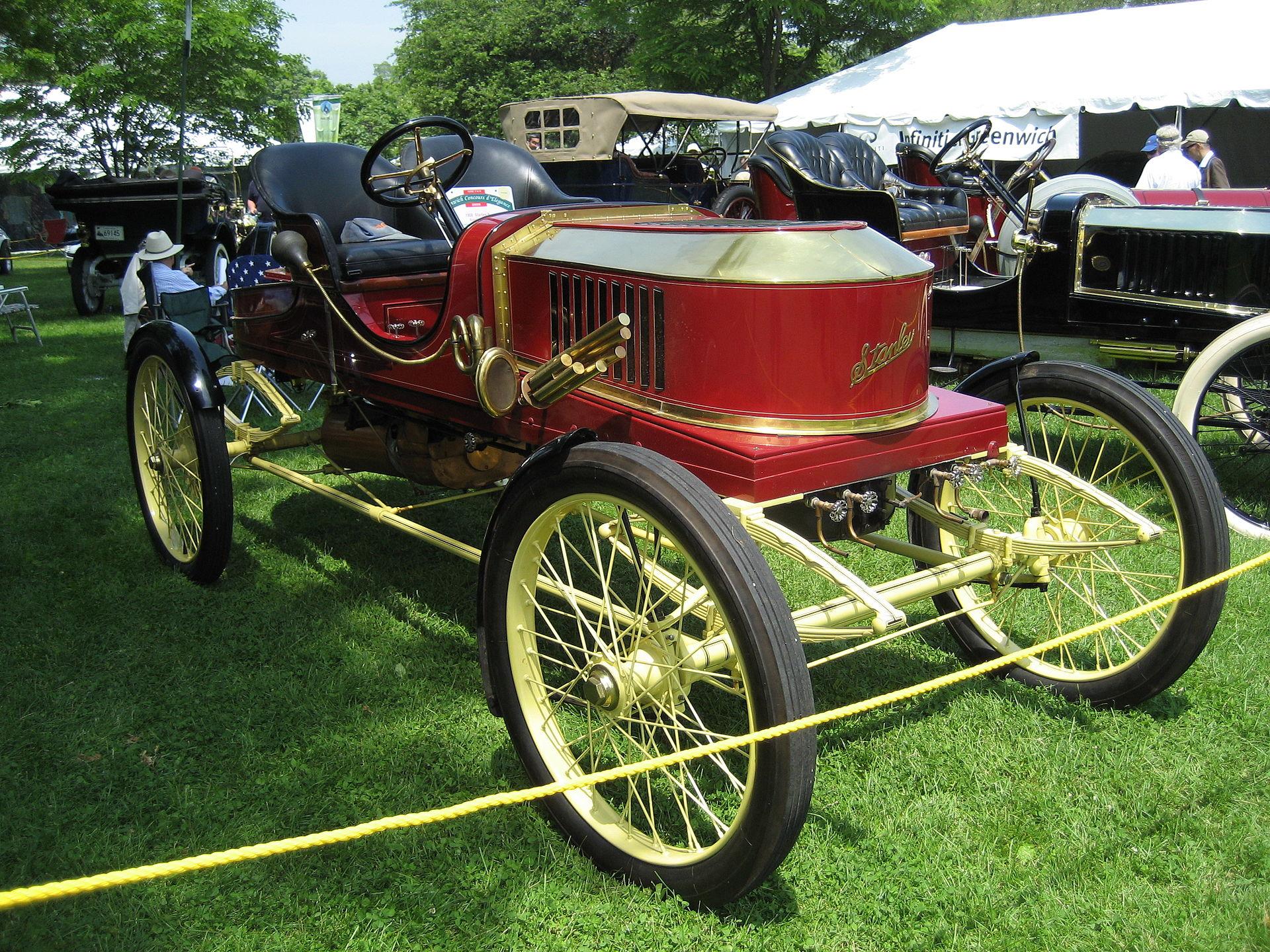 Stanley Steamer Car >> Stanley (automóvil de vapor) - Wikipedia, la enciclopedia libre