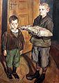 1915 Krayn Waesche austragende Jungen anagoria.JPG