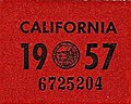1957 California license plate decal.jpg