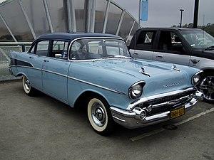 1957 Chevrolet - 1957 Chevrolet Two-Ten 4-door Sedan