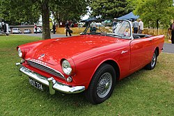 1962 Sunbeam Alpine Series II Roadster (12231417954).jpg