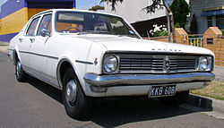 Holden Kingswood HT (1969–1970)