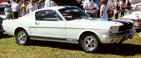 19651966 shelby gt350